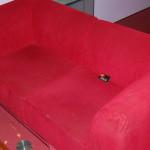 Загорье - обшивка стульев