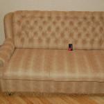 Зубовский бульвар - реставрация мягкой мебели