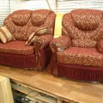 Измайловский бульвар - обивка мягкой мебели