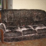 Кленовый бульвар - перетяжка мягкой мебели