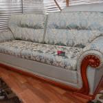 Кронштадтский бульвар - обивка мягкой мебели