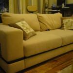 Коломенский - обшивка диванов