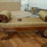 Кронштадтский бульвар - обивка диванов