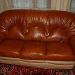 Клинский - реставрация мягкой мебели