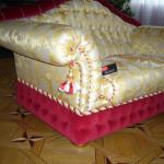 Нагорный бульвар - обивка диванов