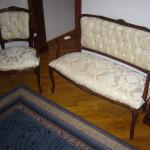 Никитский бульвар - обивка диванов