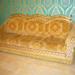 Никитский бульвар - перетяжка мягкой мебели