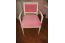 два кресла после реставрации